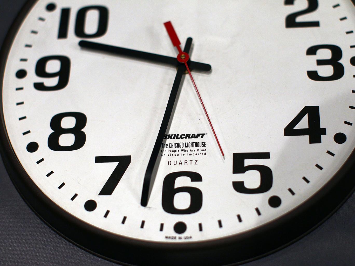 Khái niệm về một giây sắp sửa bị thay đổi vì chiếc đồng hồ này - Ảnh 1.