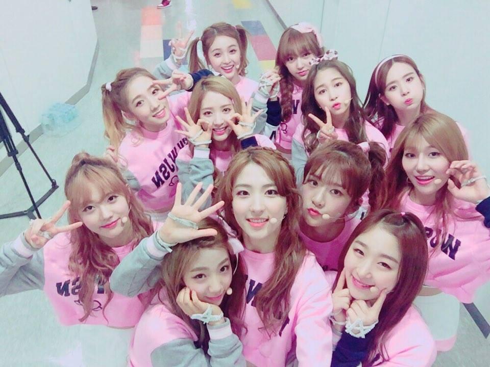 WJSN (Cosmic Girls) vừa tung MV Happy đã bị nghi đạo MV của girl group Jpop