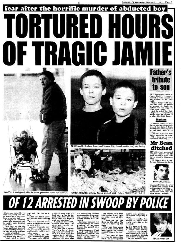 Hai kẻ sát nhân trẻ nhất nước Anh: Vụ bắt cóc, tra tấn và giết hại bé trai 3 tuổi kinh hoàng của thế kỷ - Ảnh 5.