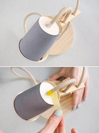Tự chế đèn bàn chỉ với... cốc giấy - Bạn có muốn thử? - Ảnh 11.