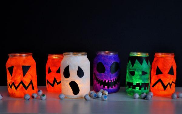 Mách bạn ý tưởng trang trí Halloween rẻ bèo mà hiệu quả - Ảnh 10.