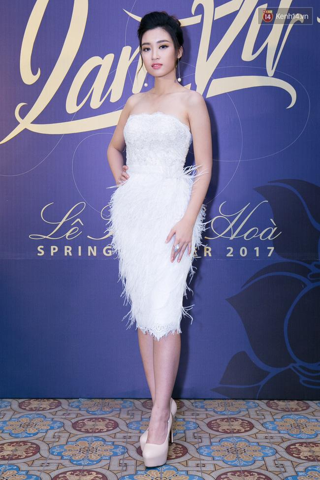 Cùng kiểu đầm thiên nga trắng: Angela Phương Trinh và 3 nàng Hậu, ai mặc đẹp nhất? - Ảnh 7.