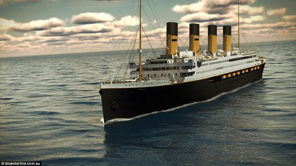 Titanic sẽ sớm được quay trở lại sau hơn một thế kỷ biến mất - Ảnh 2.