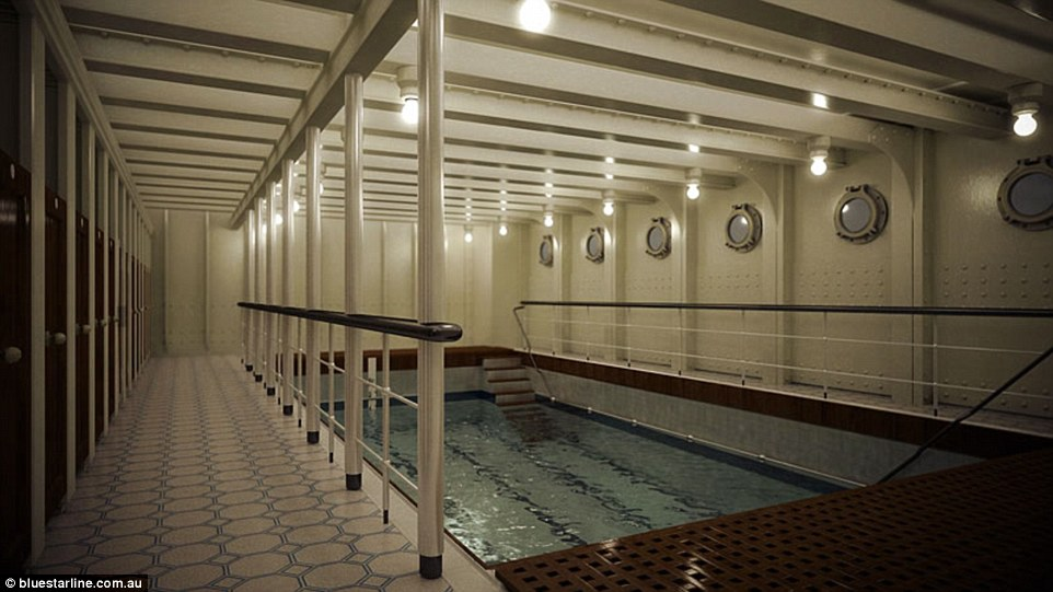 Titanic sẽ sớm được quay trở lại sau hơn một thế kỷ biến mất - Ảnh 10.