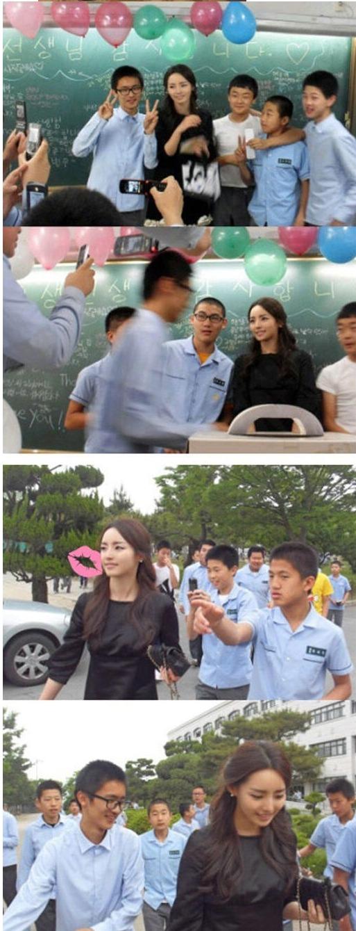4 nữ giáo viên được hâm mộ nhất châu Á vì quá xinh đẹp - Ảnh 5.