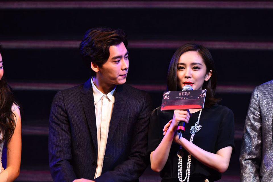 Dương Mịch lại vướng nghi án ngoại tình với Lý Dịch Phong - Ảnh 15.