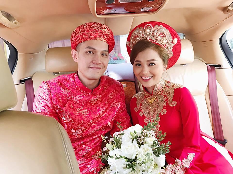 Quang Vinh vui mừng trong ngày cưới của cô em gái xinh đẹp như hoa - Ảnh 4.