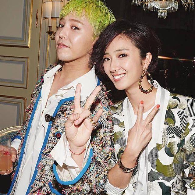 Xanh lá mạ? Không sao, G-Dragon vẫn cân được tất! - Ảnh 2.