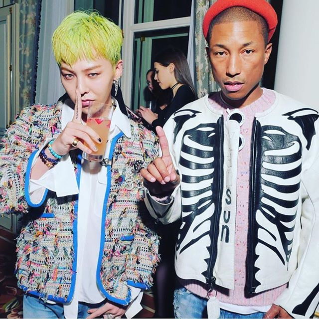 Xanh lá mạ? Không sao, G-Dragon vẫn cân được tất! - Ảnh 3.