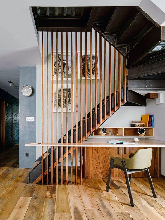 Muốn làm mới không gian nhà bạn, hãy thử trang trí bằng bình phong gỗ - Ảnh 3.