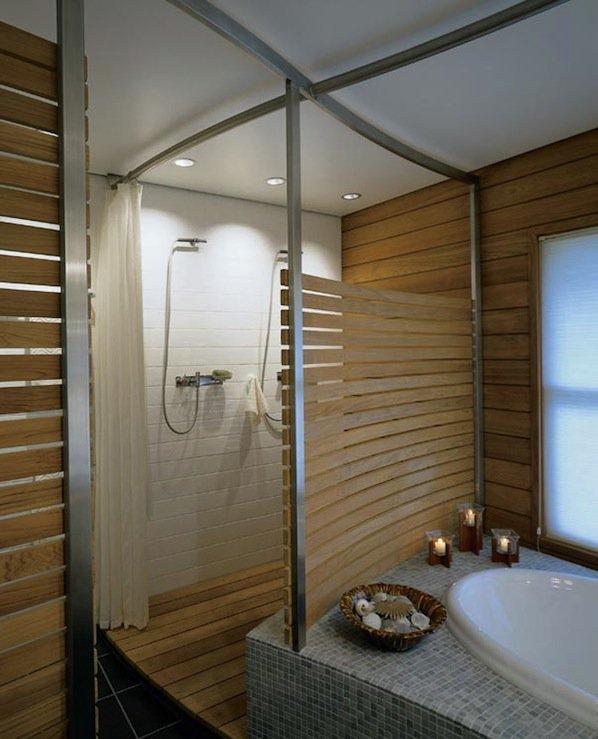 Muốn làm mới không gian nhà bạn, hãy thử trang trí bằng bình phong gỗ - Ảnh 4.