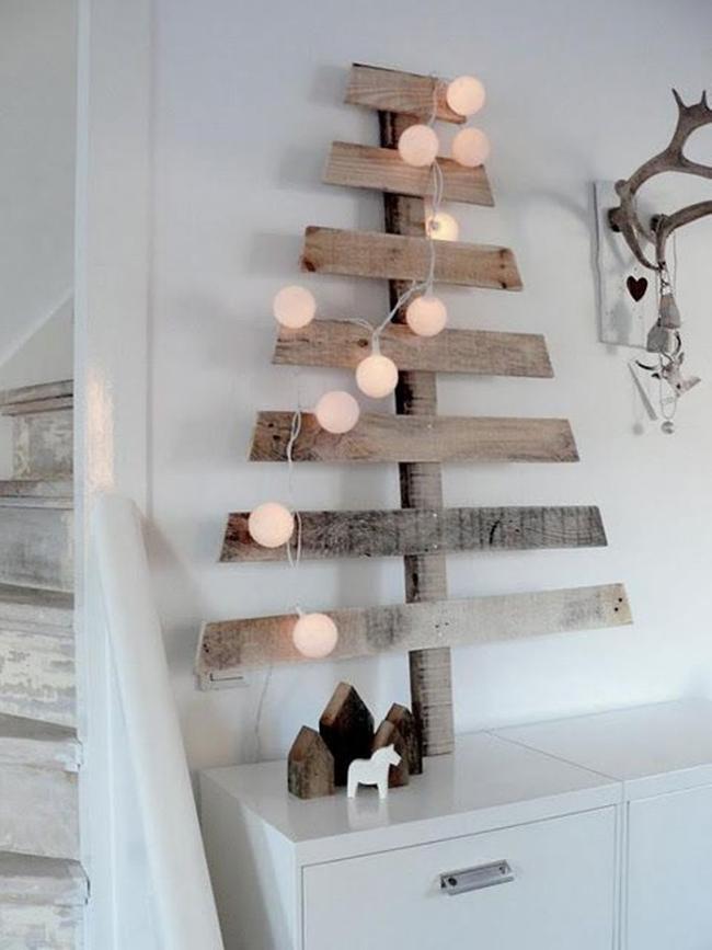 15 đồ nội thất tái chế từ gỗ thừa đem tới vẻ đẹp vintage cho ngôi nhà - Ảnh 13.