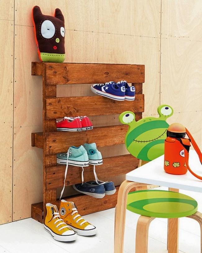 15 đồ nội thất tái chế từ gỗ thừa đem tới vẻ đẹp vintage cho ngôi nhà - Ảnh 14.
