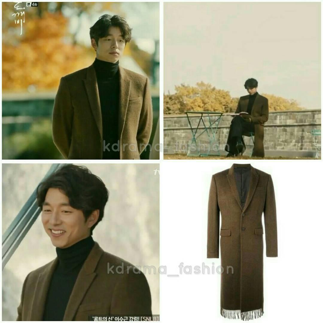 Cặp soái ca Gong Yoo - Lee Dong Wook của Goblin mặc đẹp như thế này hèn chi fan cứ dán mắt xem - Ảnh 10.