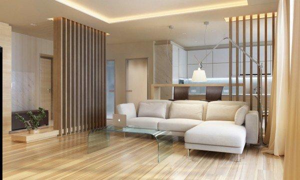 Muốn làm mới không gian nhà bạn, hãy thử trang trí bằng bình phong gỗ - Ảnh 6.
