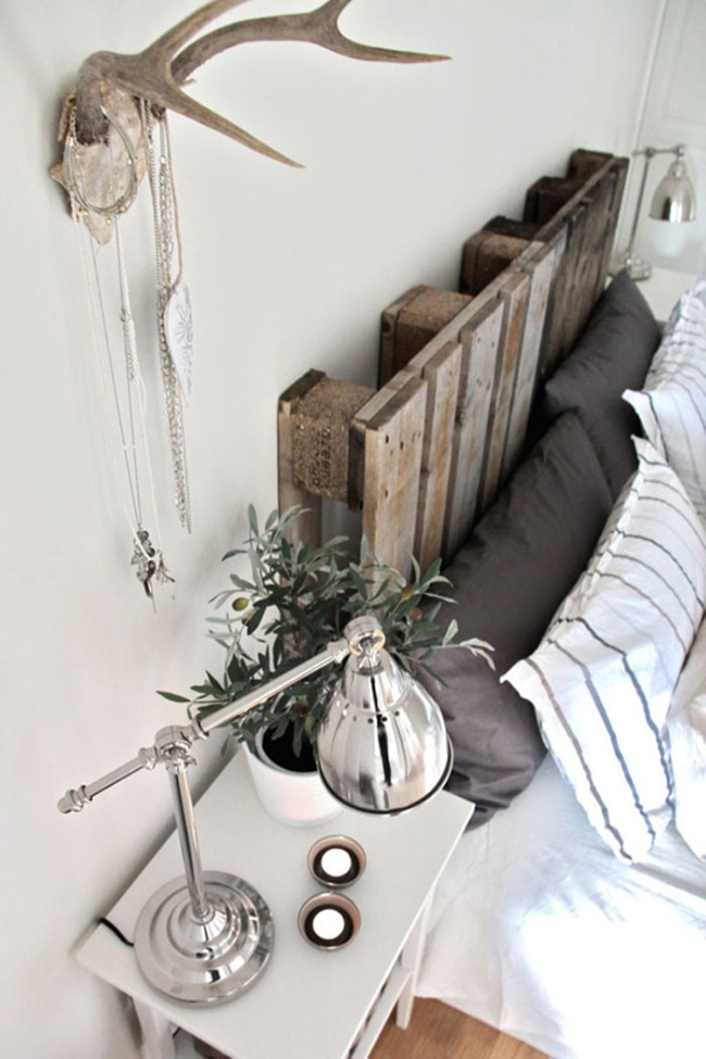 15 đồ nội thất tái chế từ gỗ thừa đem tới vẻ đẹp vintage cho ngôi nhà - Ảnh 3.