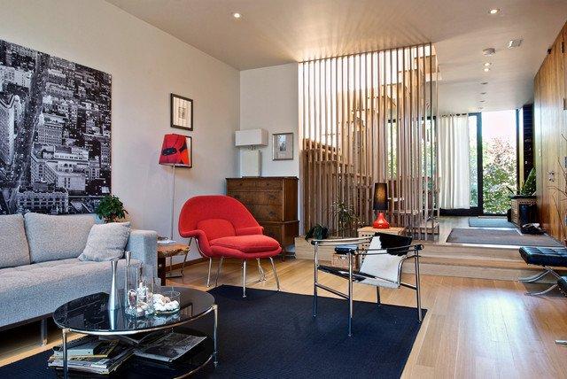 Muốn làm mới không gian nhà bạn, hãy thử trang trí bằng bình phong gỗ - Ảnh 7.