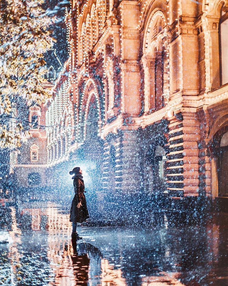 Ngỡ ngàng trước một Moscow mùa Giáng Sinh lung linh như truyện cổ tích - Ảnh 13.