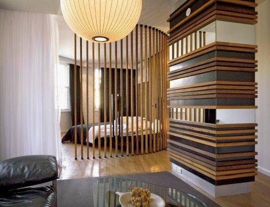 Muốn làm mới không gian nhà bạn, hãy thử trang trí bằng bình phong gỗ - Ảnh 9.
