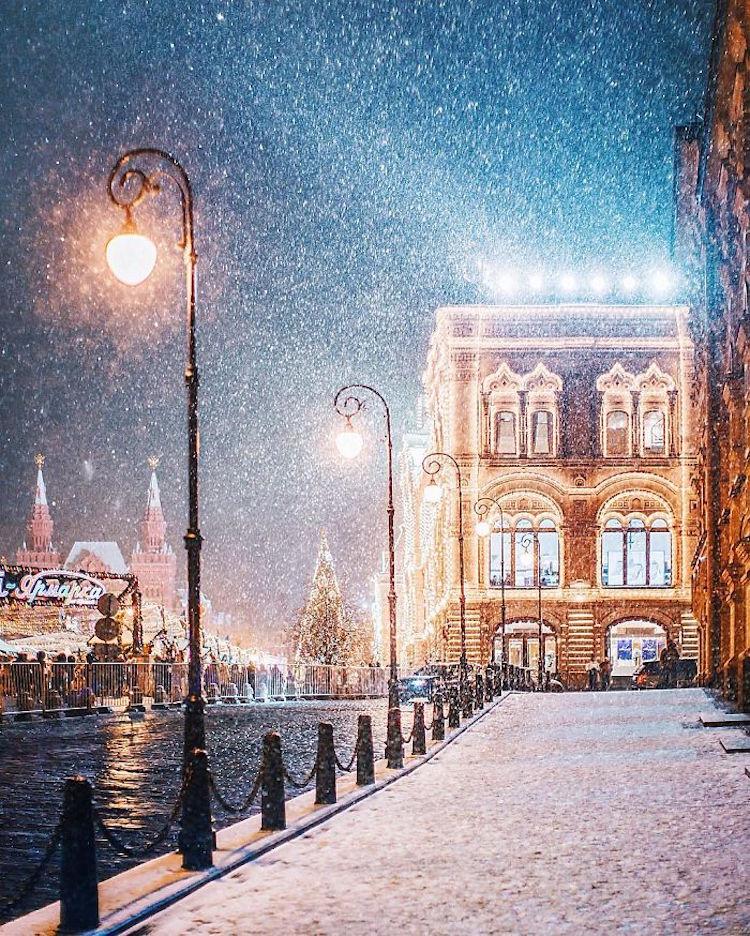 Ngỡ ngàng trước một Moscow mùa Giáng Sinh lung linh như truyện cổ tích - Ảnh 23.