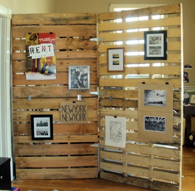15 đồ nội thất tái chế từ gỗ thừa đem tới vẻ đẹp vintage cho ngôi nhà - Ảnh 9.