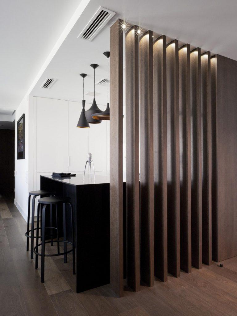 Muốn làm mới không gian nhà bạn, hãy thử trang trí bằng bình phong gỗ - Ảnh 12.