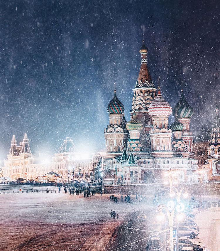 Ngỡ ngàng trước một Moscow mùa Giáng Sinh lung linh như truyện cổ tích - Ảnh 25.
