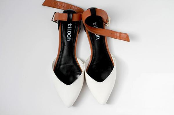Lôi ngay giày da cũ cũ bẩn bẩn ra tân trang như mới chỉ với 1 nguyên liệu - Ảnh 7.