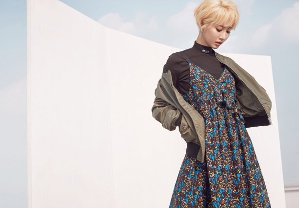 Suzy & Go Jun Hee - Những nữ thần thời trang của mùa thu này - Ảnh 9.