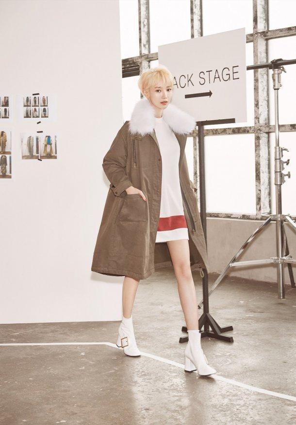 Suzy & Go Jun Hee - Những nữ thần thời trang của mùa thu này - Ảnh 10.