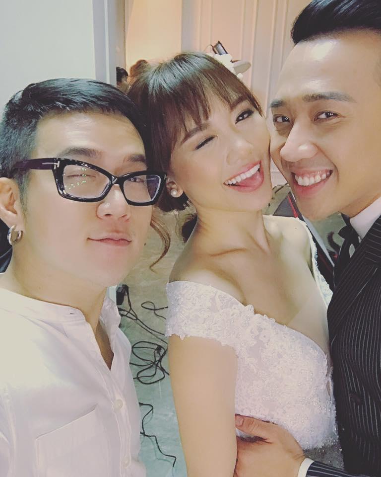 Hot: Lộ hậu trường chụp ảnh cưới của Trấn Thành - Hari Won - Ảnh 2.