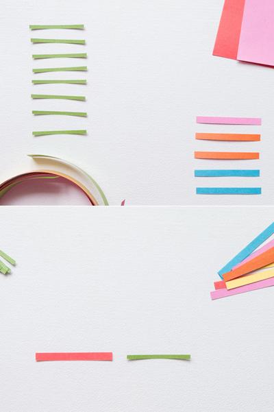 Nhặt nhạnh giấy màu làm bó hoa trang trí hộp quà siêu lãng mạn - Ảnh 3.