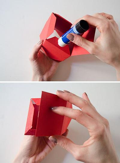 Bạn đã biết cách làm hộp quà không phải xé giấy khi mở này chưa? - Ảnh 6.
