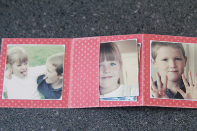 Album ảnh mini đem tặng ai cũng đều thích cả - Ảnh 6.
