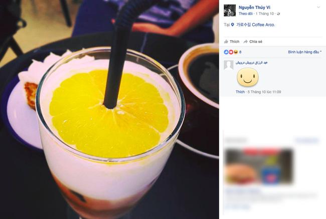 Ê chề vì bị bóc phốt ăn cắp ảnh, Thúy Vi xóa hết mọi thứ trên Facebook trong một nốt nhạc! - Ảnh 1.
