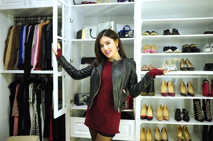 Tủ giày của sao & hot girl Việt: người thì như đại lý, kẻ to như... siêu thị! - Ảnh 7.