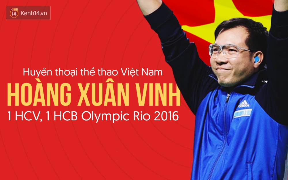 Hoàng Xuân Vinh góp mặt trong Top 20 VĐV hay nhất Olympic Rio 2016 - Ảnh 2.