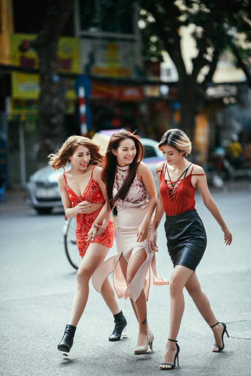 Phong cách trang điểm street style ửng sắc Ombre đánh tan giá lạnh mùa thu đông của các cô nàng siêu hot Next Gen - Ảnh 7.