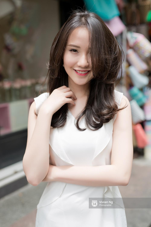 Trương Minh Xuân Thảo - giỏi giang xinh đẹp thế này ai chẳng mê! - Ảnh 16.