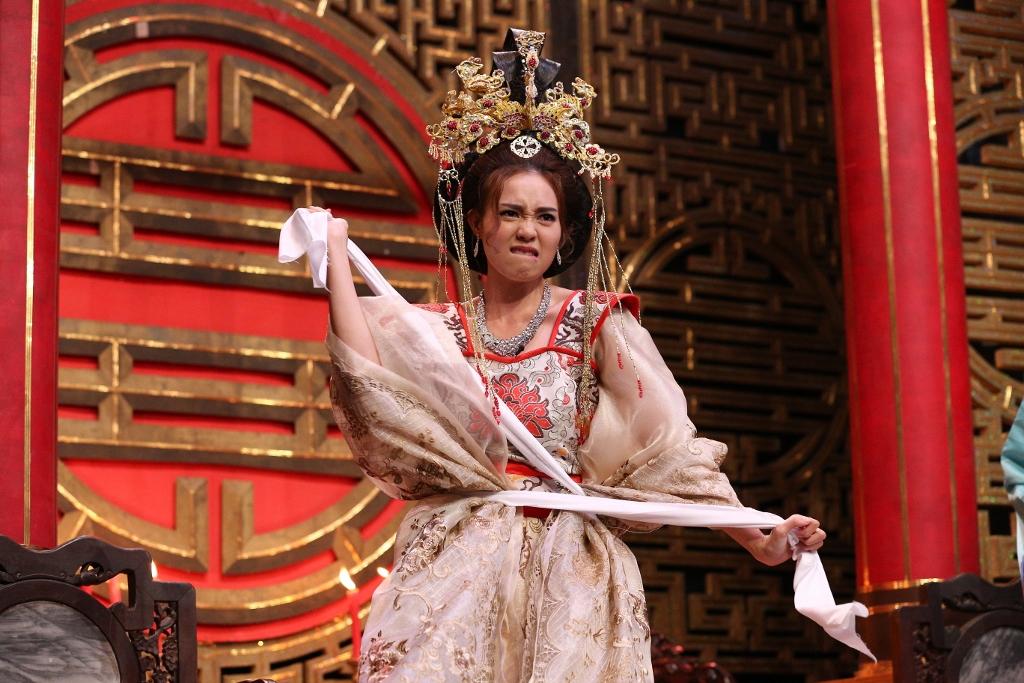 Nhã Phương có tình địch mới, Lan Ngọc đẹp sắc sảo tại Ơn giời - Ảnh 11.