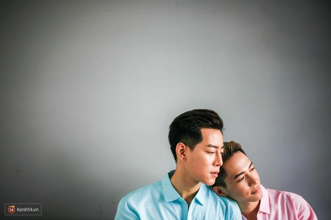 Những chuyện tình đồng tính Việt đẹp nhất năm 2016 - Ảnh 4.