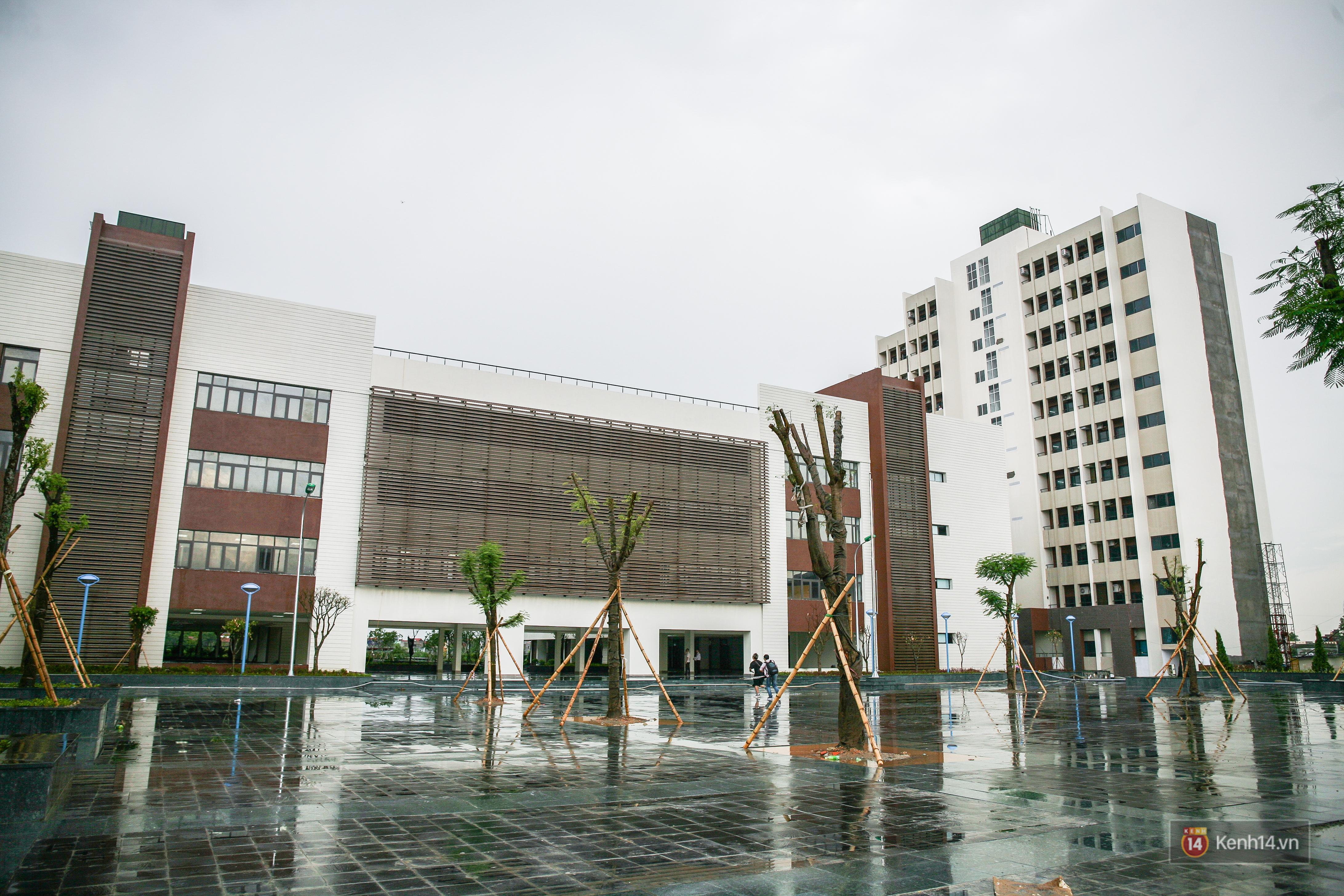 Cận cảnh ngôi trường chuyên 600 tỉ của Bắc Ninh: Đẹp, sang và Tây hết nấc! - Ảnh 7.