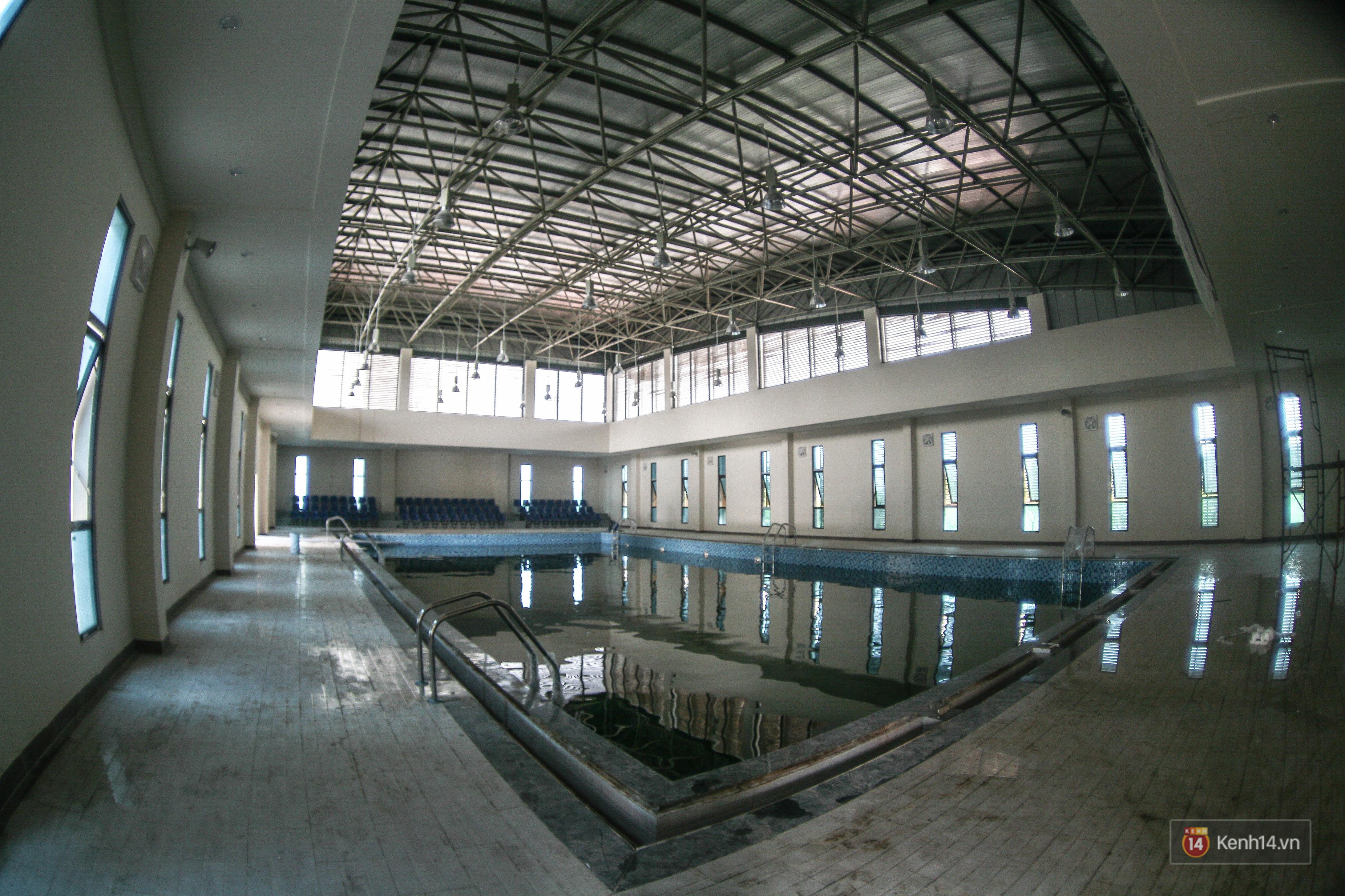 Cận cảnh ngôi trường chuyên 600 tỉ của Bắc Ninh: Đẹp, sang và Tây hết nấc! - Ảnh 11.