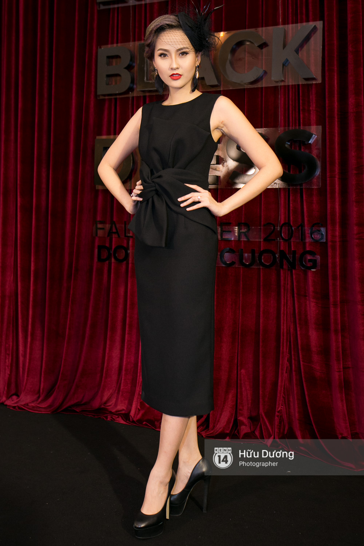 Ma nữ tóc hồng Angela Phương Trinh quá nổi bật, lấn át cả Hoa hậu Kỳ Duyên trên thảm đỏ - Ảnh 19.