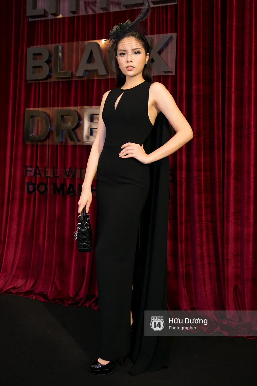 Ma nữ tóc hồng Angela Phương Trinh quá nổi bật, lấn át cả Hoa hậu Kỳ Duyên trên thảm đỏ - Ảnh 7.