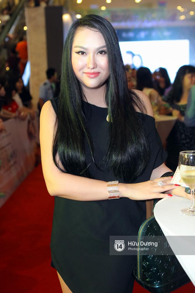 Minh Hằng xinh đẹp, khéo khoe vòng một gợi cảm khi ra mắt phim điện ảnh mới - Ảnh 22.