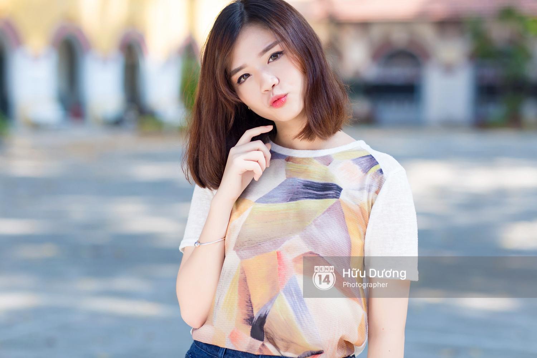 Cô nữ sinh Sài Gòn tên lạ, mặt xinh: Vương Hoàng Mai Diz - Ảnh 3.