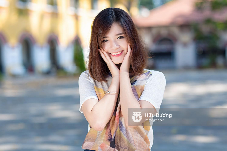 Cô nữ sinh Sài Gòn tên lạ, mặt xinh: Vương Hoàng Mai Diz - Ảnh 4.