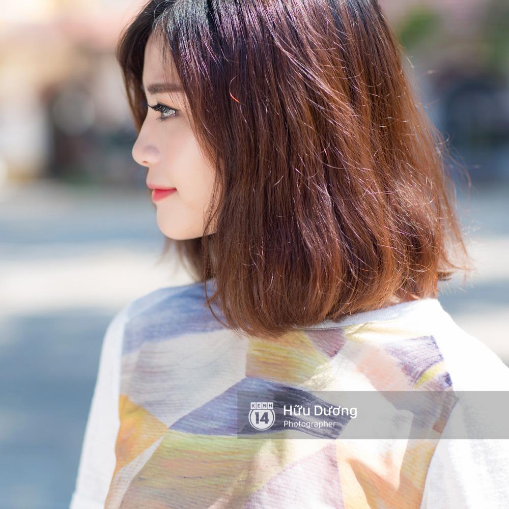 Cô nữ sinh Sài Gòn tên lạ, mặt xinh: Vương Hoàng Mai Diz - Ảnh 2.