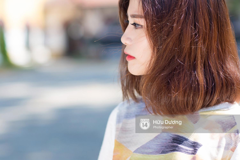 Cô nữ sinh Sài Gòn tên lạ, mặt xinh: Vương Hoàng Mai Diz - Ảnh 5.